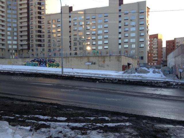 Адрес(а) на фотографии: Уральская улица, 3, 6, 8, Екатеринбург