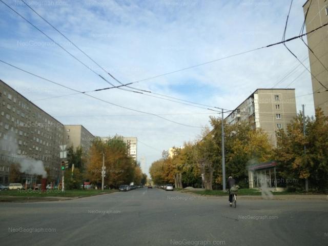 Address(es) on photo: Vosstaniya street, 93, 95, 108, Yekaterinburg
