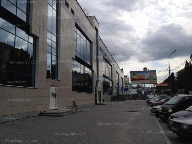 Адрес(а) на фотографии: Восточная улица, 7ж, Екатеринбург
