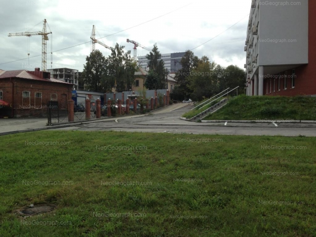 Адрес(а) на фотографии: улица Малышева, 6, Екатеринбург
