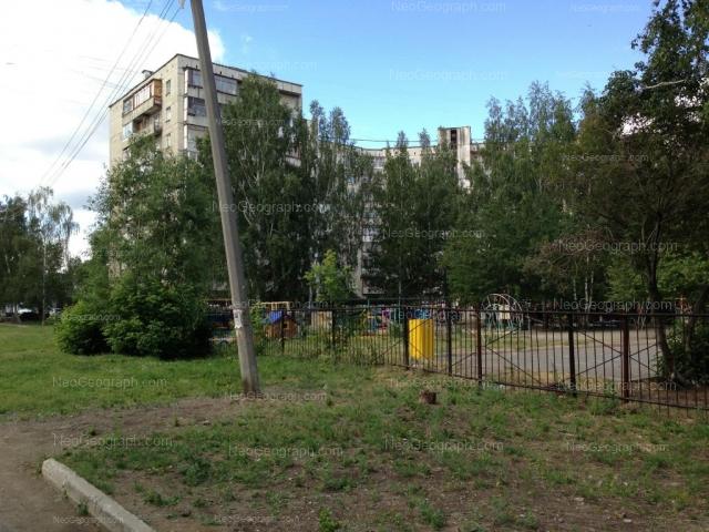 Адрес(а) на фотографии: улица Индустрии, 21, Екатеринбург