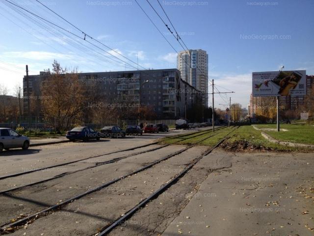 Адрес(а) на фотографии: улица Тверитина, 17, 19, Екатеринбург