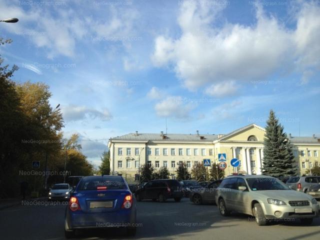 Адрес(а) на фотографии: Торговая улица, 2, Екатеринбург