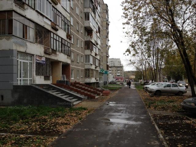 Адрес(а) на фотографии: улица Щорса, 7, 32, Екатеринбург