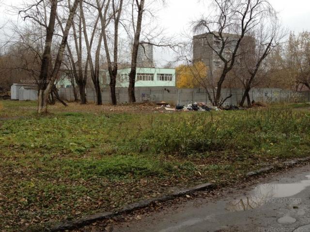 Address(es) on photo: Menzhinskogo street, 2, Yekaterinburg