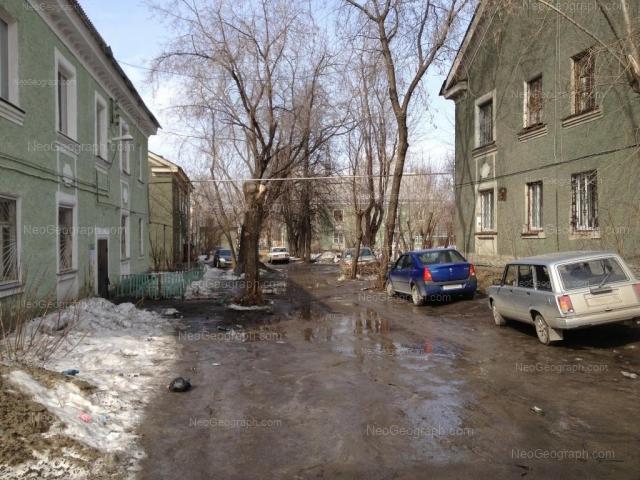 Адрес(а) на фотографии: улица Бабушкина, 6А, 6Б, Екатеринбург