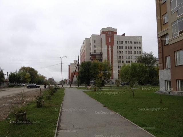 Адрес(а) на фотографии: улица Циолковского, 18, Екатеринбург