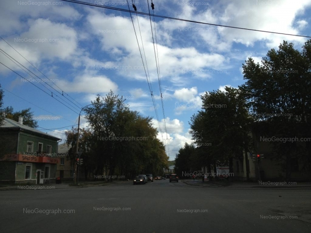 Address(es) on photo: Shefskaya street, 10, 12, Yekaterinburg