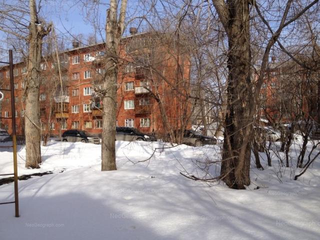 Address(es) on photo: Tekhnologicheskaya street, 3, 3А, Yekaterinburg