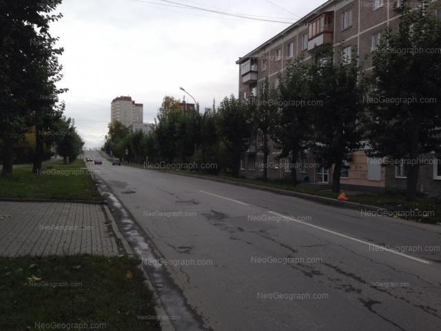 Адрес(а) на фотографии: Заводская улица, 43/1, 45Д, Екатеринбург