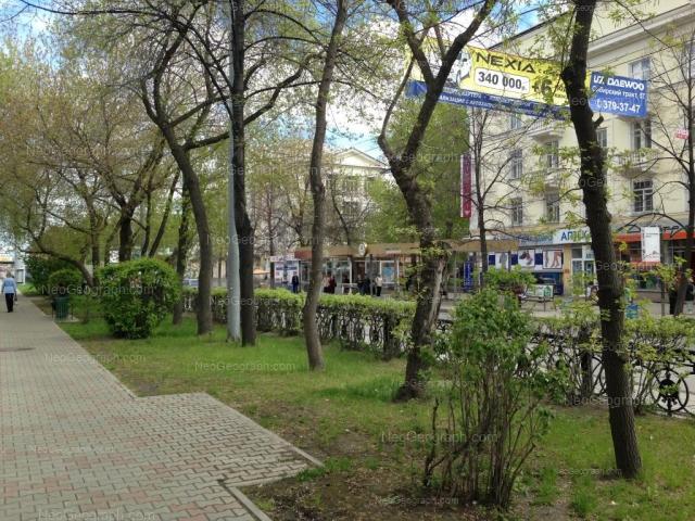 Адрес(а) на фотографии: проспект Ленина, 56, 58, Екатеринбург