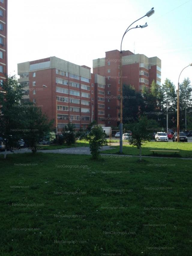 Адрес(а) на фотографии: улица Электриков, 1, 3, Екатеринбург