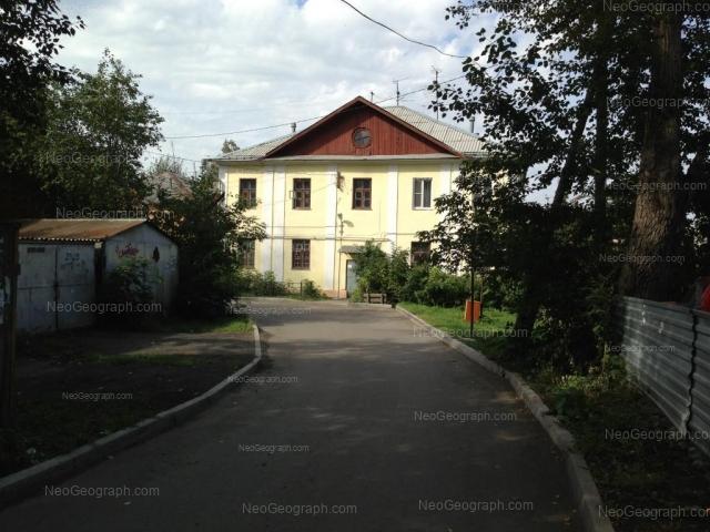 Адрес(а) на фотографии: Заводская улица, 15 к1, Екатеринбург