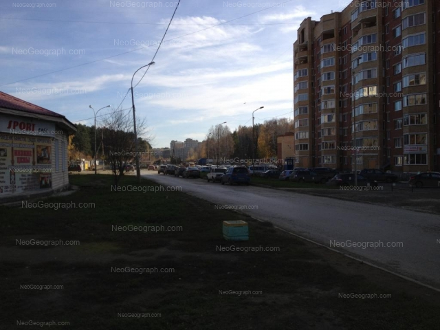 Адрес(а) на фотографии: Рощинская улица, 72А, Екатеринбург
