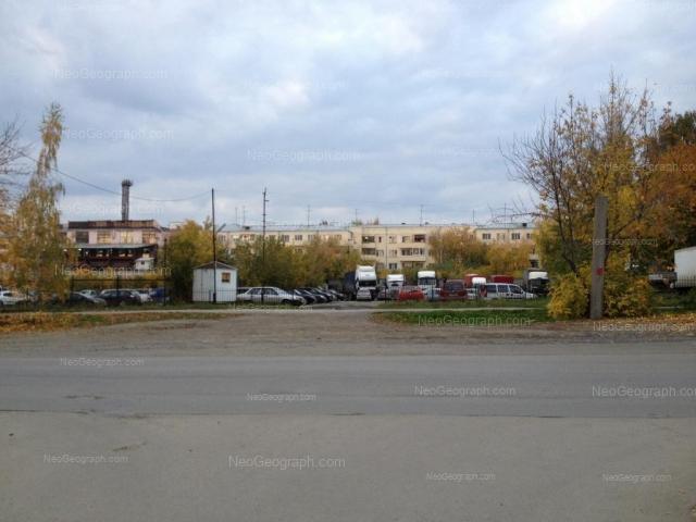 Адрес(а) на фотографии: Нагорная улица, 14, Екатеринбург