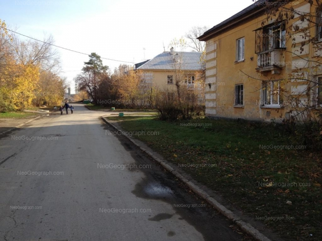 Адрес(а) на фотографии: Самаркандская улица, 24, 26, Екатеринбург