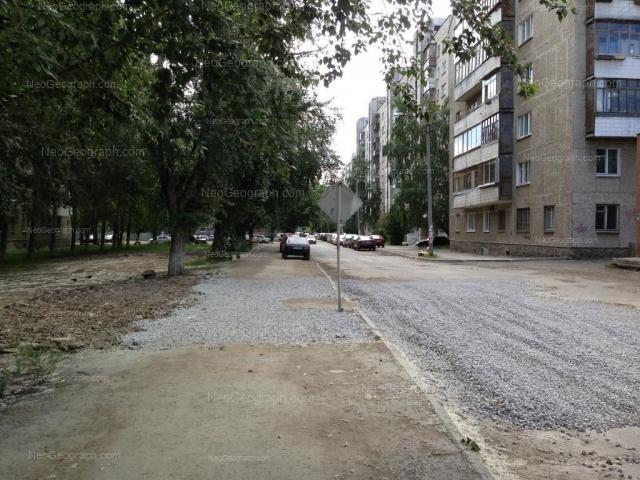 Адрес(а) на фотографии: улица Индустрии, 26, 28, Екатеринбург