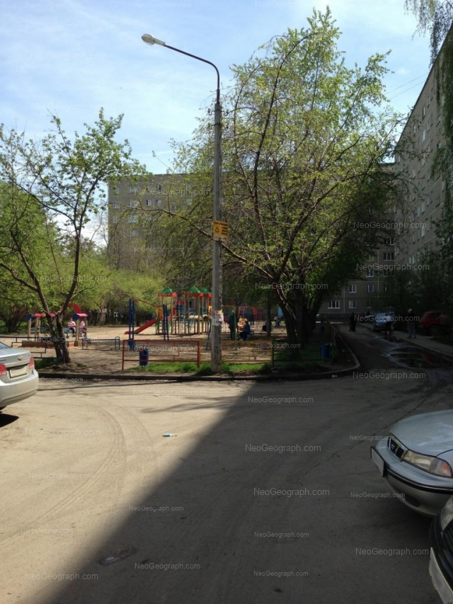 Адрес(а) на фотографии: улица Пехотинцев, 7, 9, Екатеринбург