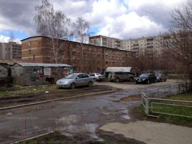 Адрес(а) на фотографии: улица Черепанова, 4, 4а, Екатеринбург
