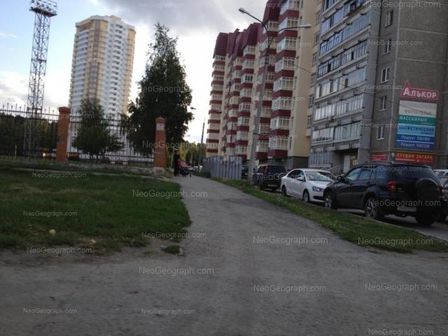 Адрес(а) на фотографии: бульвар Денисова-Уральского, 3А, 5, 5А, Екатеринбург