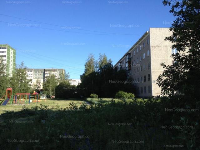 Адрес(а) на фотографии: улица Начдива Онуфриева, 24/3, 26/1, Екатеринбург