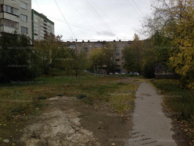 Address(es) on photo: Metallurgov street, 4, 4А, Yekaterinburg