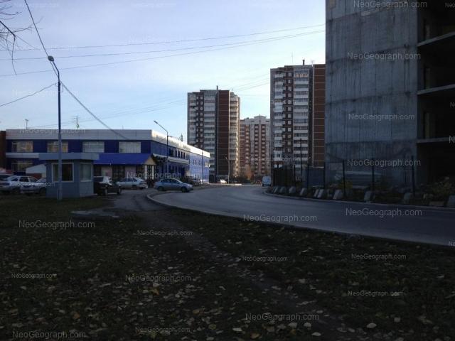 Address(es) on photo: Akademika Shvartsa street, 2 к1, 2 к2, Yekaterinburg