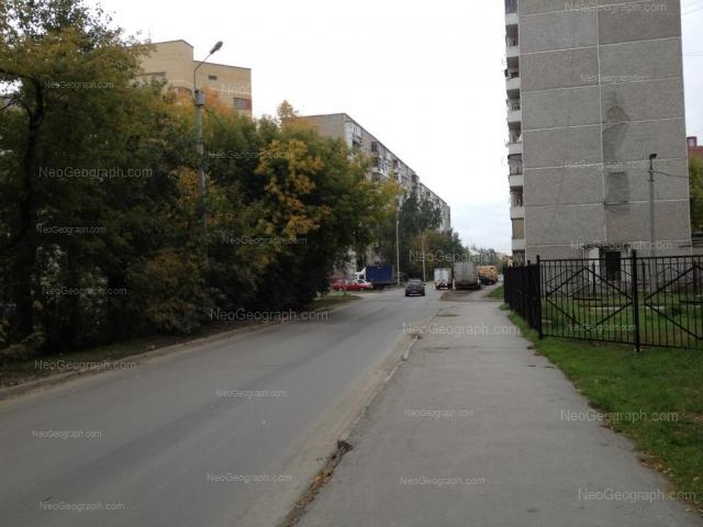 Адрес(а) на фотографии: Агрономическая улица, 6А, Екатеринбург