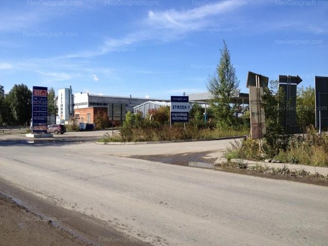 Адрес(а) на фотографии: Промышленный проезд, 3а, 3ж, Екатеринбург