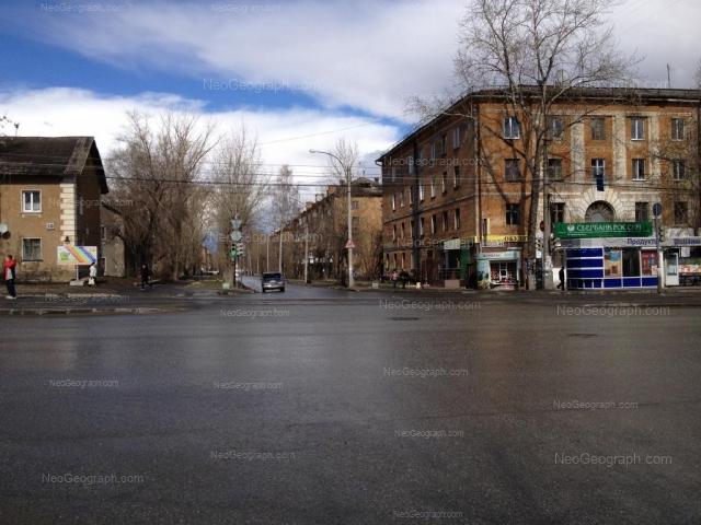 Адрес(а) на фотографии: Техническая улица, 48, 50, Екатеринбург