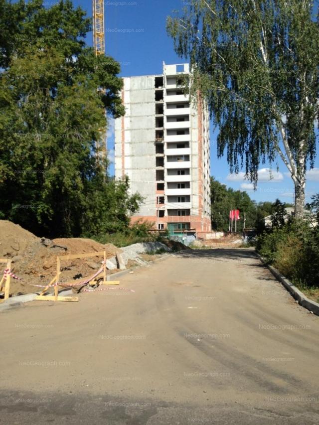 Адрес(а) на фотографии: Ремесленный переулок, 6, Екатеринбург