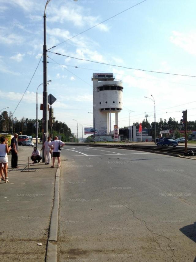 Address(es) on photo: Bakinskikh Komissarov street, 2а лит1, Yekaterinburg