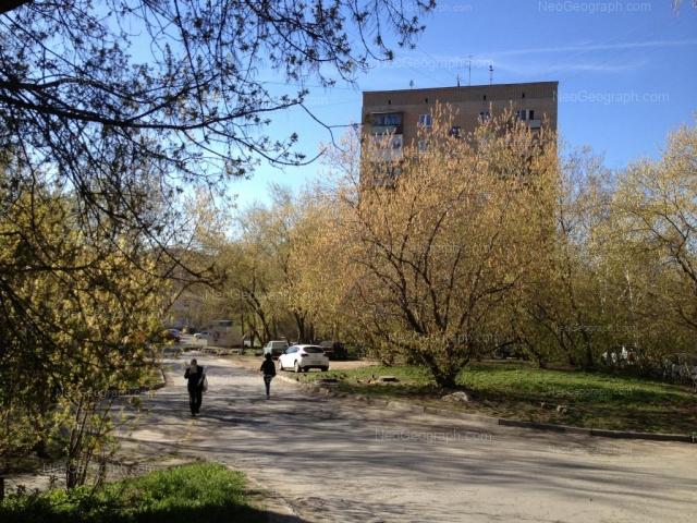 Адрес(а) на фотографии: Гурзуфская улица, 20, Екатеринбург