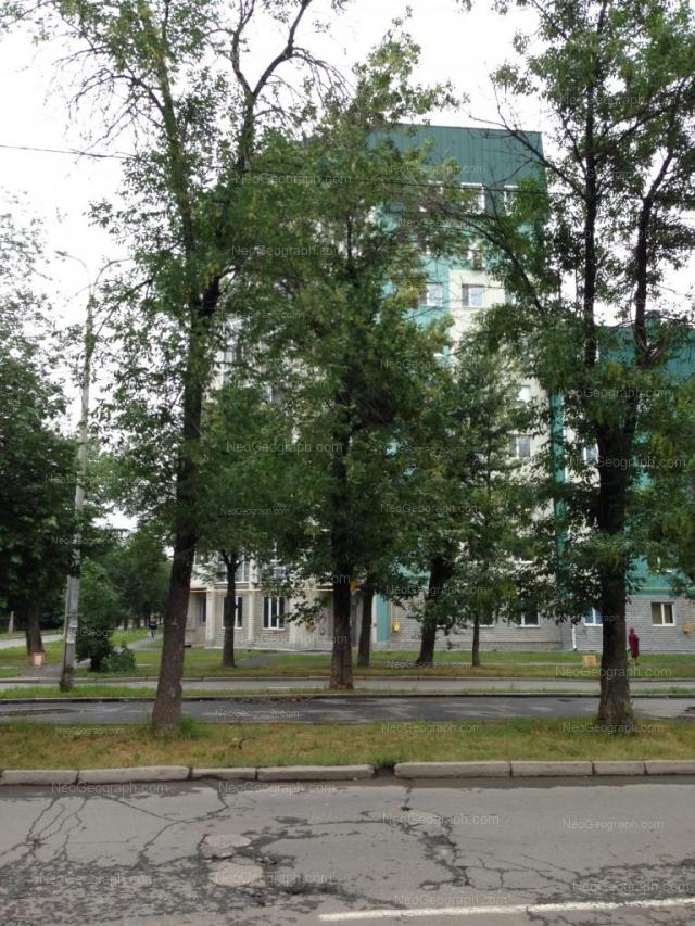 Адрес(а) на фотографии: улица Ломоносова, 6, Екатеринбург