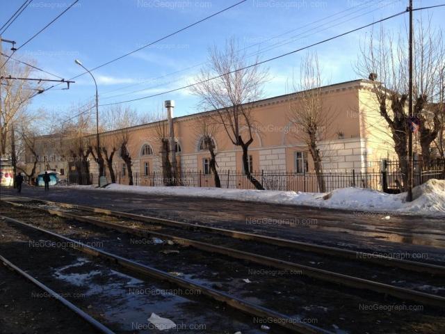 Адрес(а) на фотографии: Трамвайный переулок, 4, 10, Екатеринбург