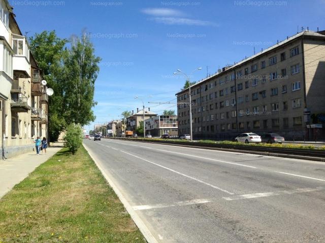 Адрес(а) на фотографии: Донбасская улица, 24, 26, 28, 29, Екатеринбург
