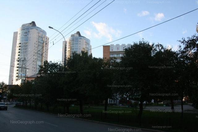 Адрес(а) на фотографии: Мельковская улица, 12А, 14, Екатеринбург
