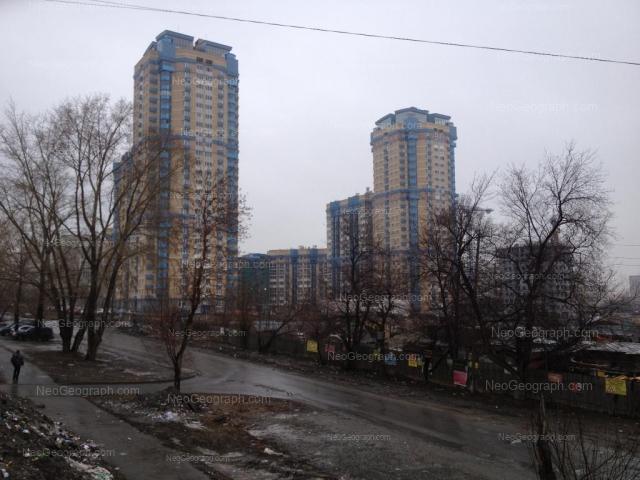Адрес(а) на фотографии: улица Циолковского, 27, Екатеринбург