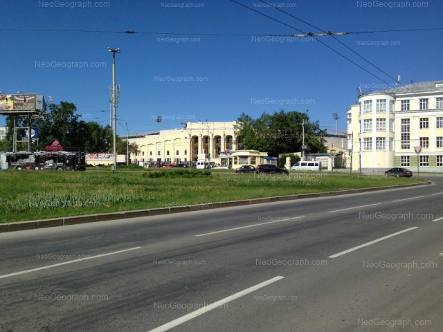Адрес(а) на фотографии: улица Репина, 3, 5, Екатеринбург