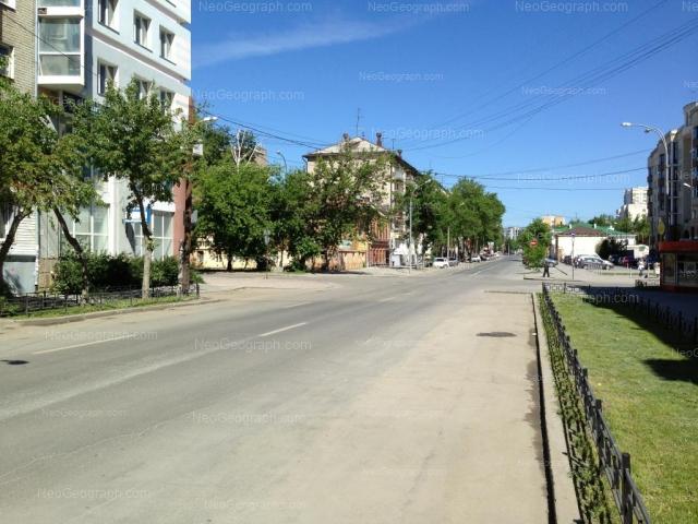 Address(es) on photo: Sakko i Vantsetti street, 45, 47, 50, 52, 54, Yekaterinburg