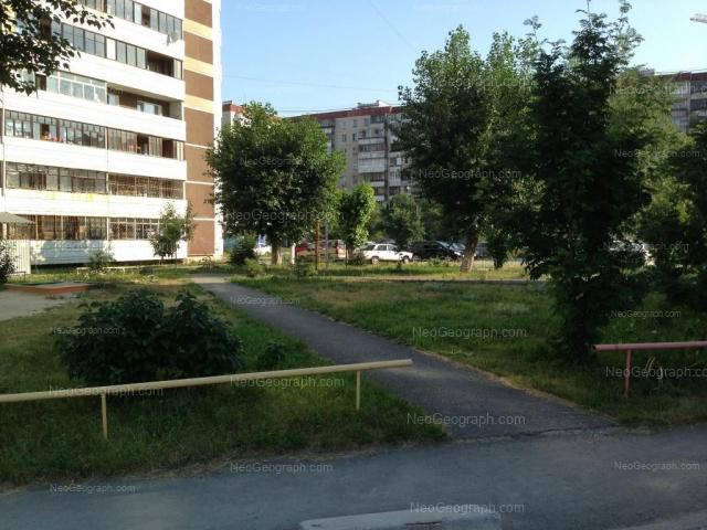 Адрес(а) на фотографии: улица Уральских Рабочих, 14, 16, Екатеринбург