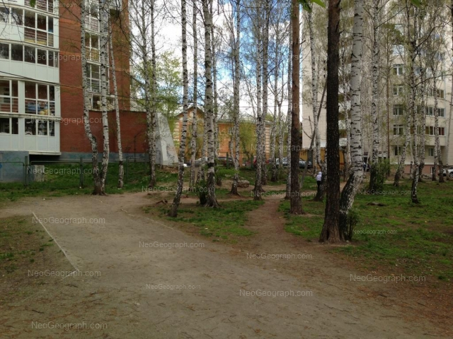 Адрес(а) на фотографии: Шадринский переулок, 16, 17, 18, Екатеринбург