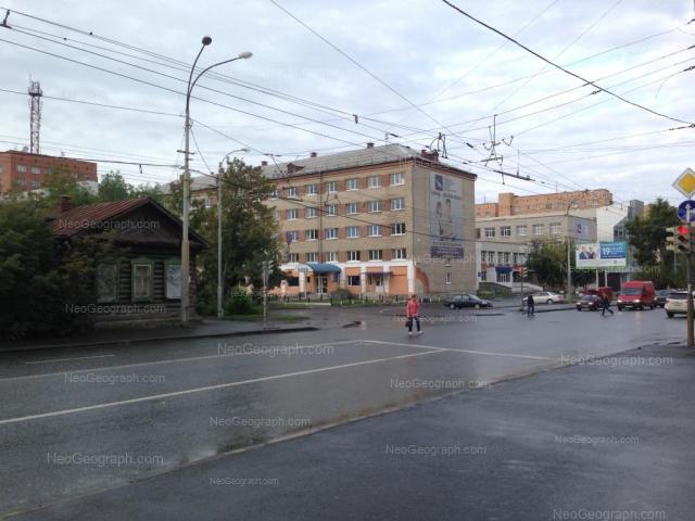 Адрес(а) на фотографии: улица Крауля, 5, 9, Екатеринбург