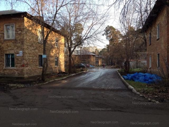Адрес(а) на фотографии: Ухтомская улица, 16, 16Б, Екатеринбург