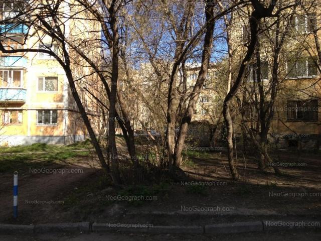 Адрес(а) на фотографии: улица Пальмиро Тольятти, 51, Екатеринбург