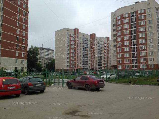 Адрес(а) на фотографии: Парниковая улица, 10, 12, Екатеринбург