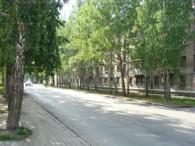 Адрес(а) на фотографии: улица Куйбышева, 110, 112, Екатеринбург