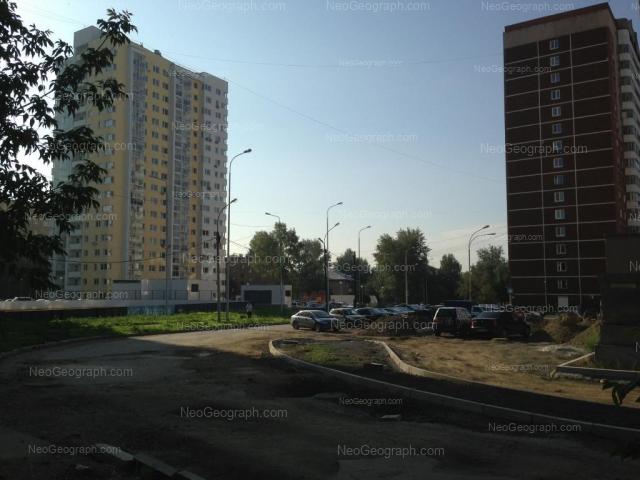 Адрес(а) на фотографии: улица Электриков, 24, 25, Екатеринбург