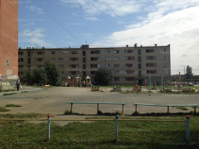 Адрес(а) на фотографии: Окружная улица, 2, Екатеринбург