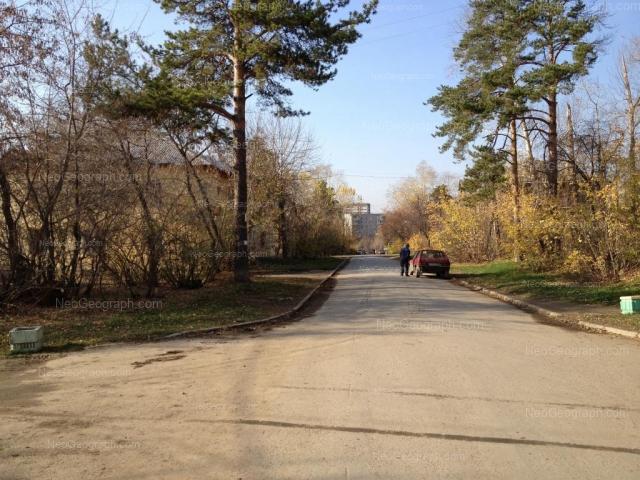 Адрес(а) на фотографии: Запорожский переулок, 10, Екатеринбург